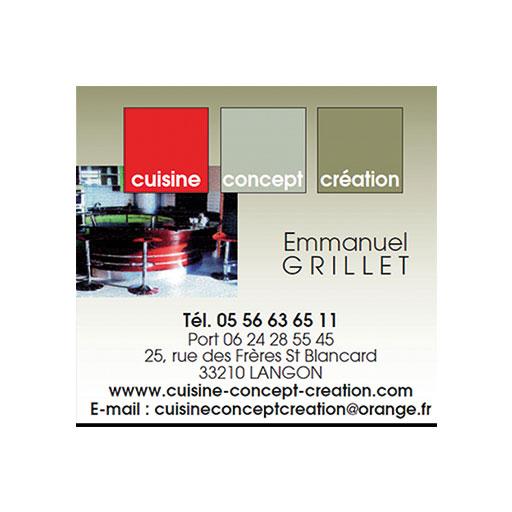 Cuisine Concept Création