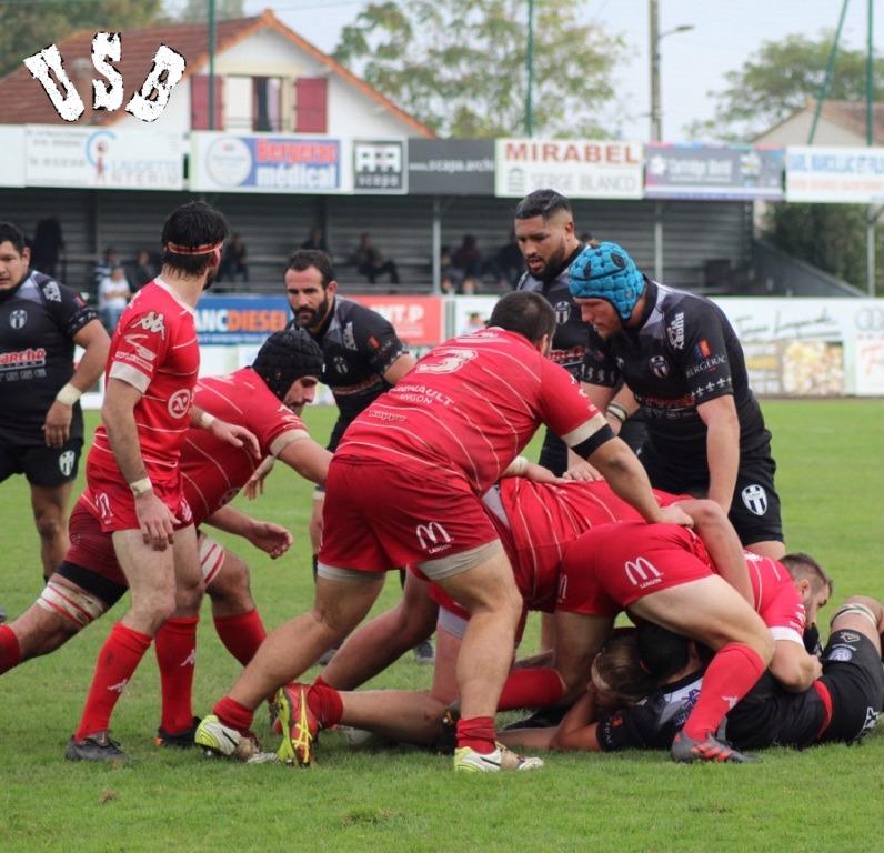 US Bergerac – Stade Langonnais : compte rendu du match