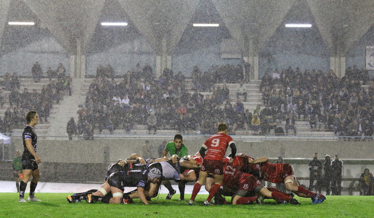 Stade Langonnais – Rennes (06/10) : compte rendu du match