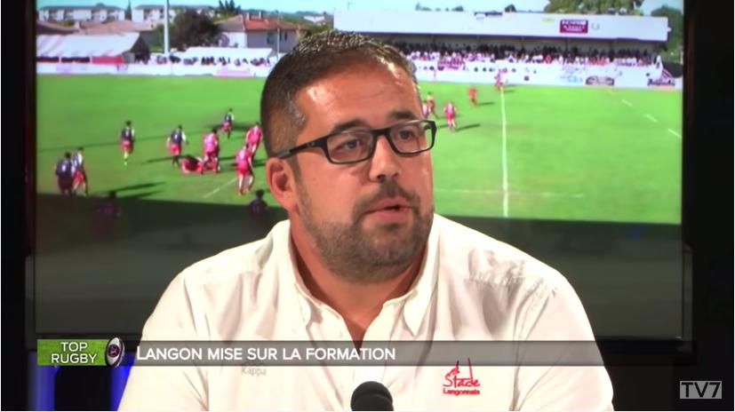 Replay : Julien Perrot et Philippe Etchegaray dans l'émission Top Rugby !
