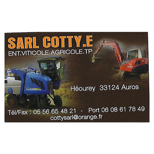 SARL COTTY