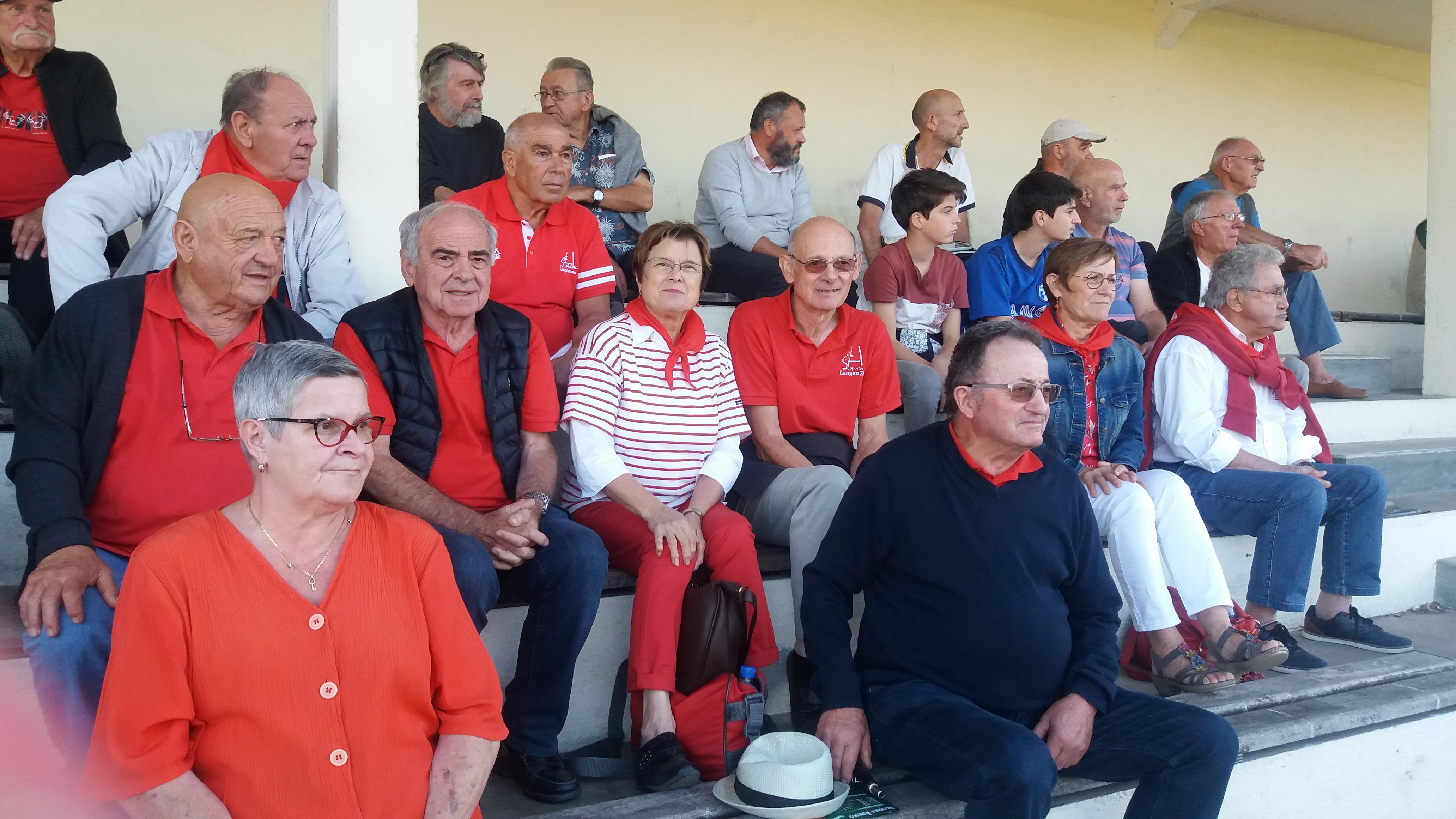 Supporters Langon XV : l'heure est au bilan !
