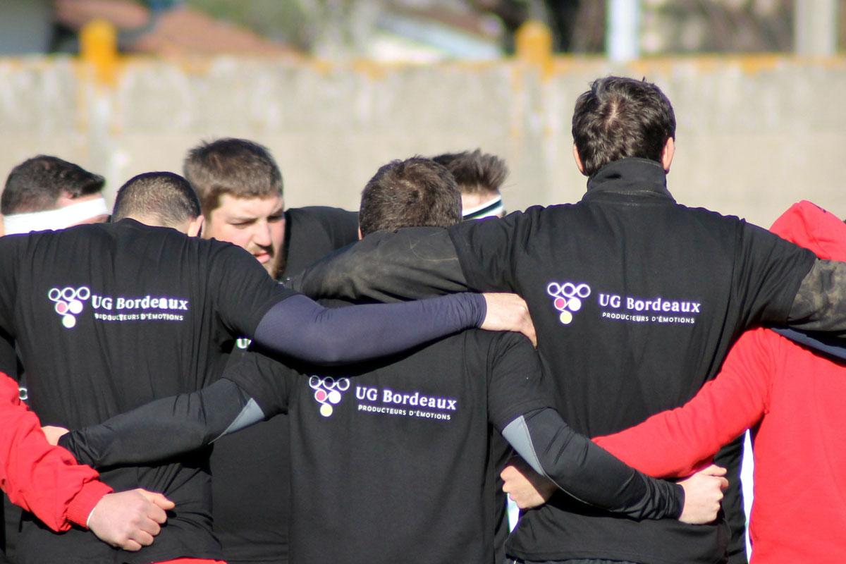 UG Bordeaux : partenaire de match SL – REC