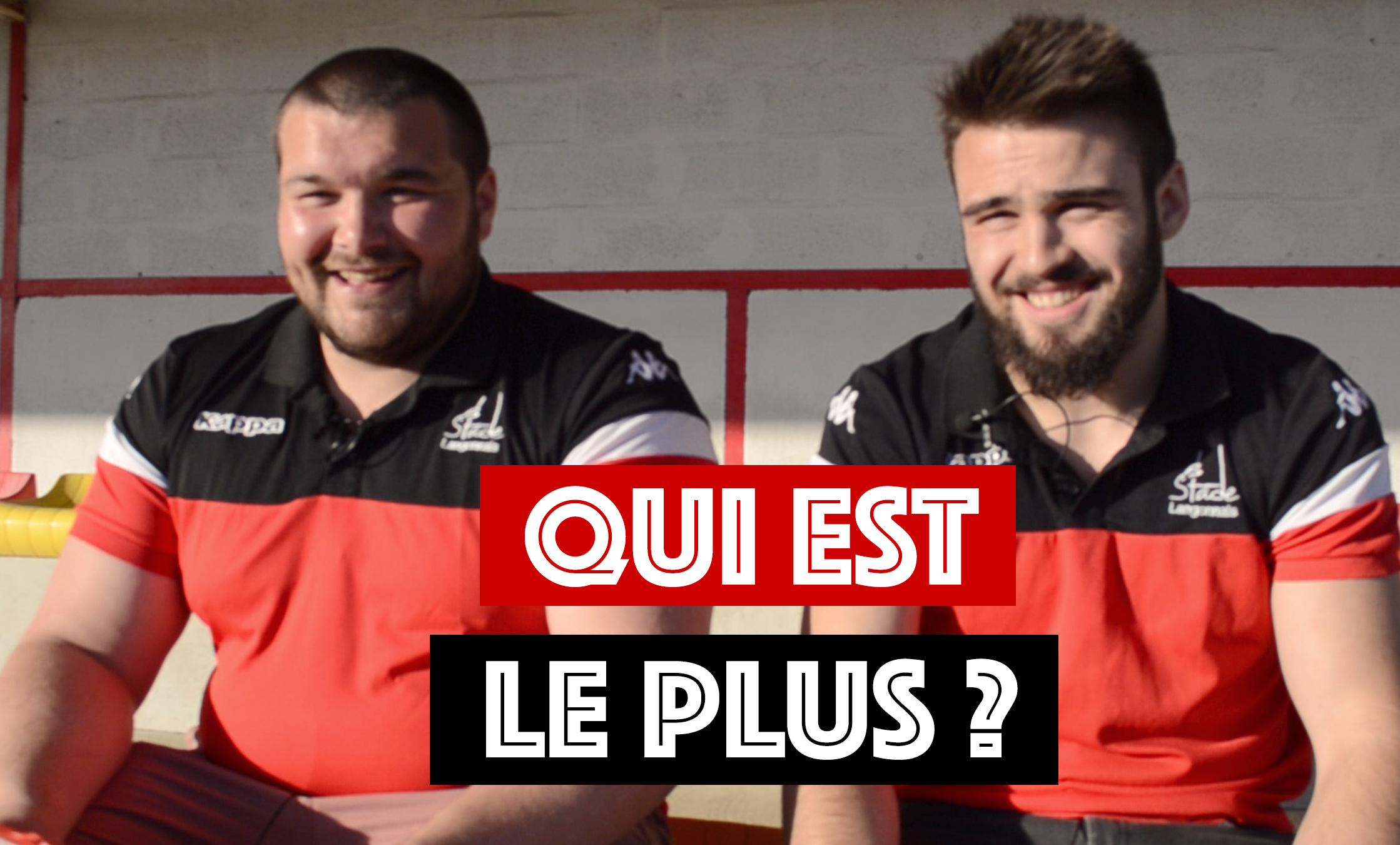 Interview Julien Moretto et Antoine Thomas