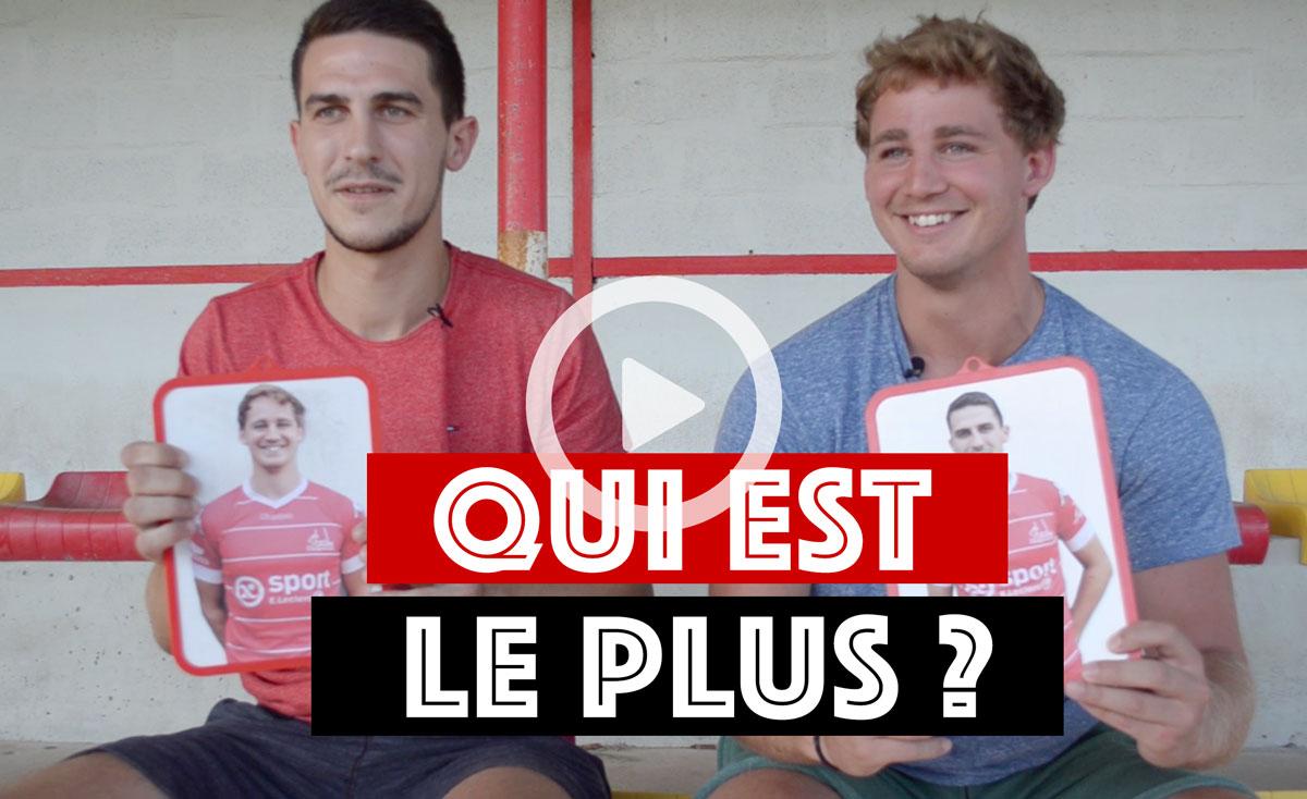 Interview en duo : Pierre Lopez et Corentin Perrier