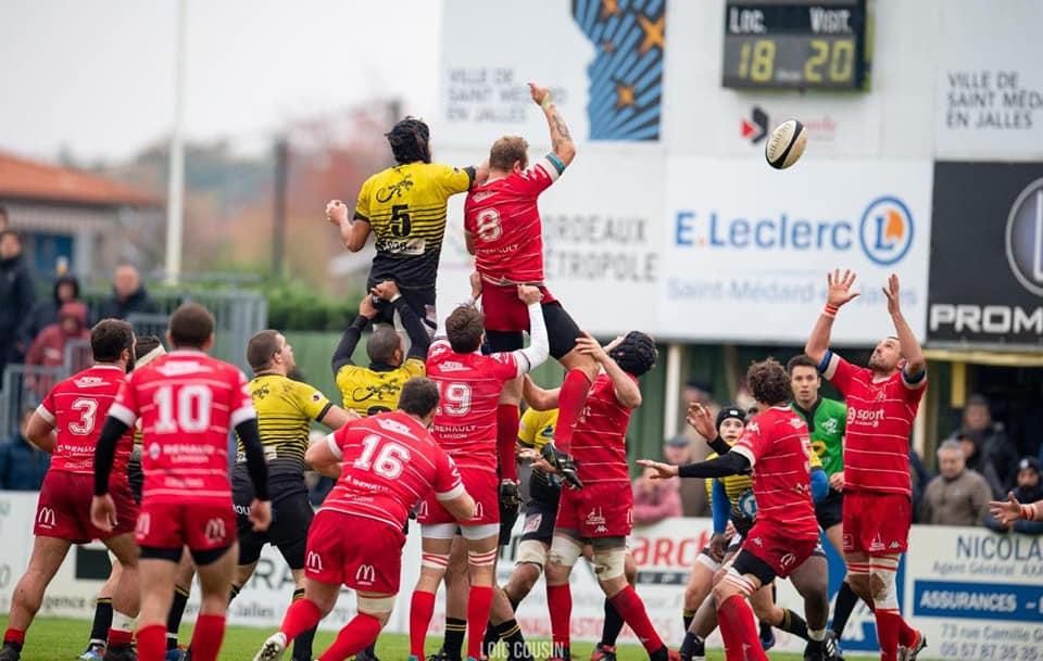 SMRC – Stade Langonnais : compte rendu du match