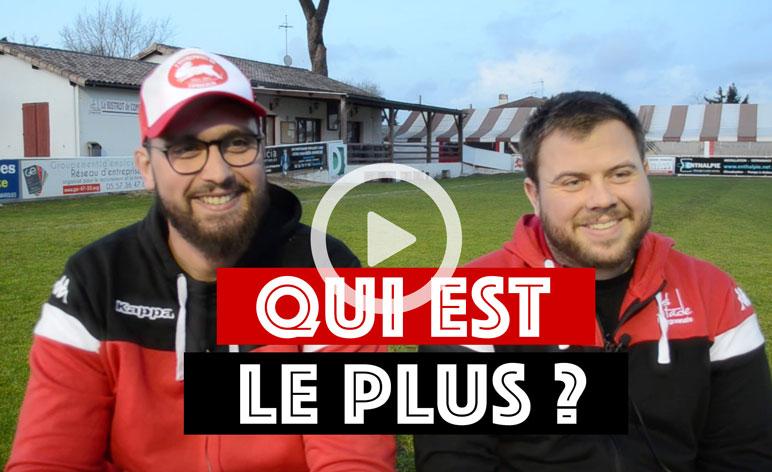 Gaëtan Monto et Antoine Bienvenu : interview en duo !