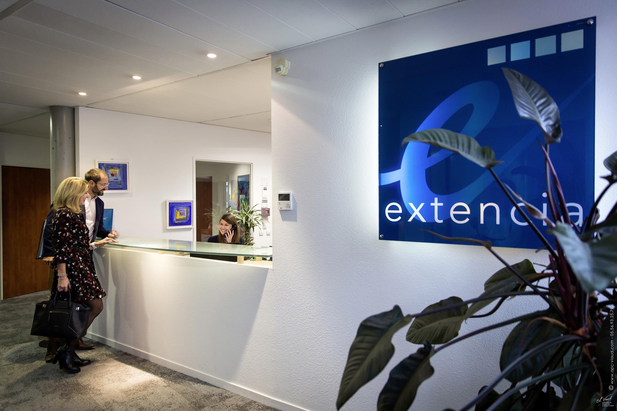 Le cabinet Extencia informe les entreprises