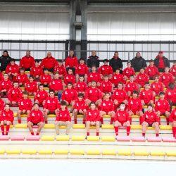 cadets nationaux et régionaux du stade langonnais saison 2020 2021