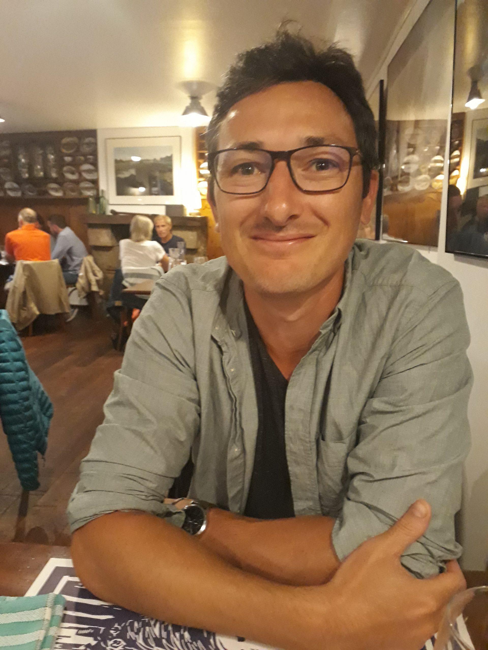 Cyril Chiarandini de nouveau titillé par les choses de l'ovale