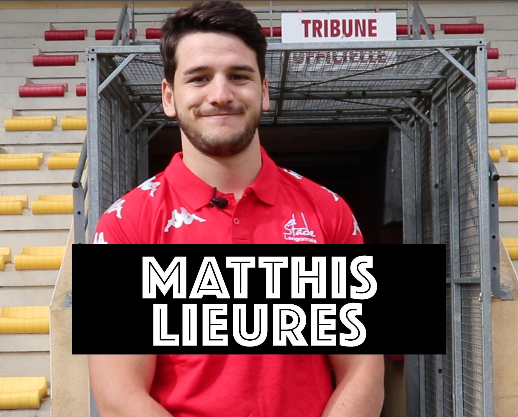 Matthis Lieurès ou un autre stadiste Toulousain à Langon
