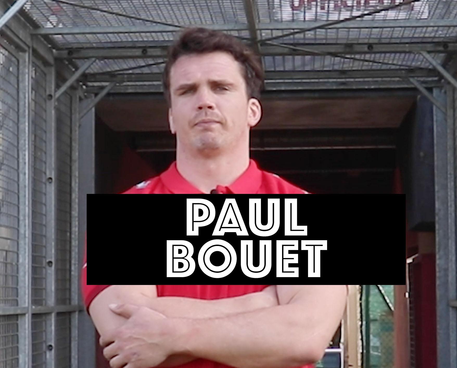 Paul Bouet, pilier au parcours pour le moins atypique