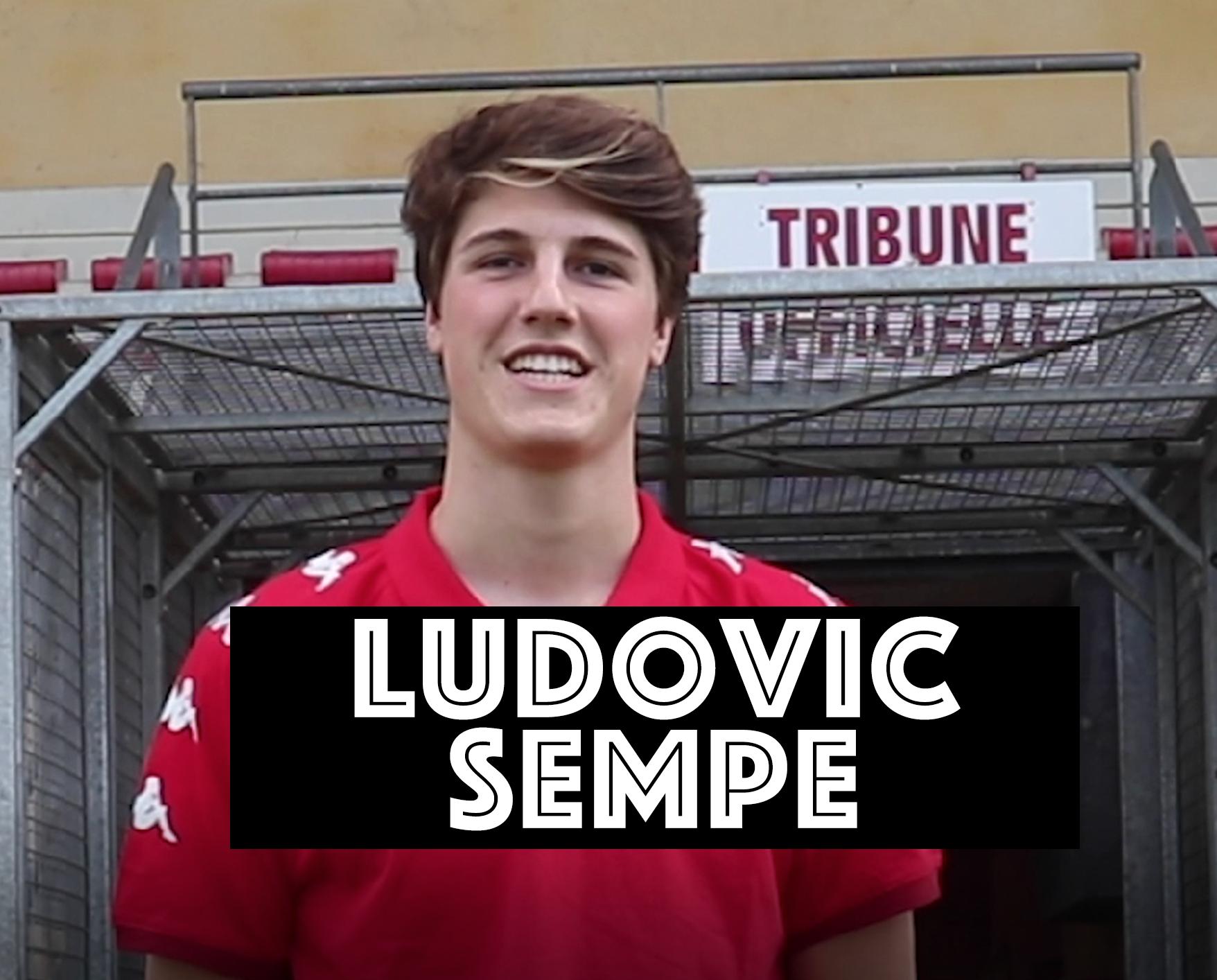 Ludovic Sempé vient au Stade se tester et s'aguerrir