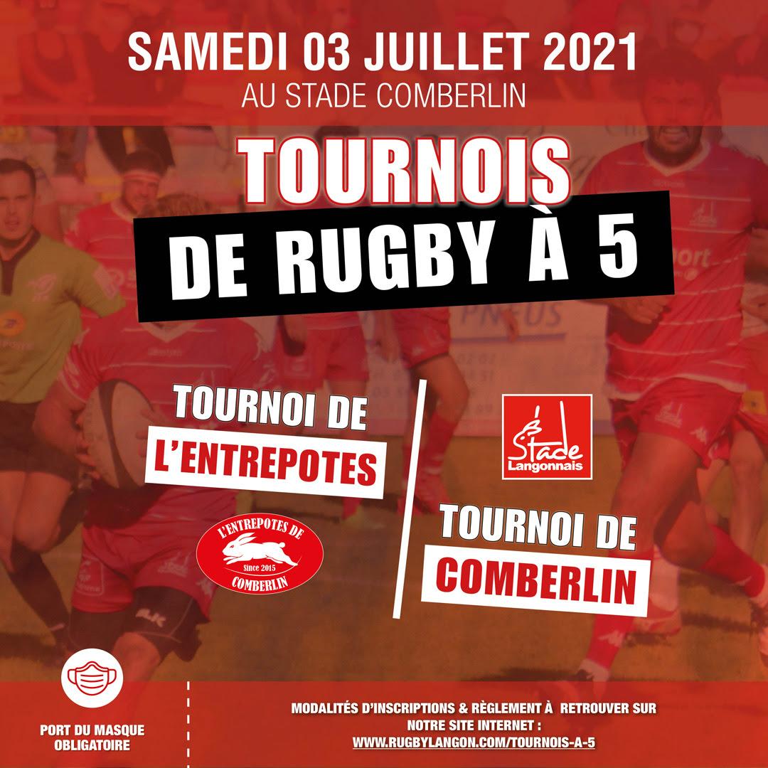 Tournois de rugby à 5